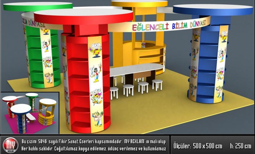Oyun Alanı Kiosk Oyuncak